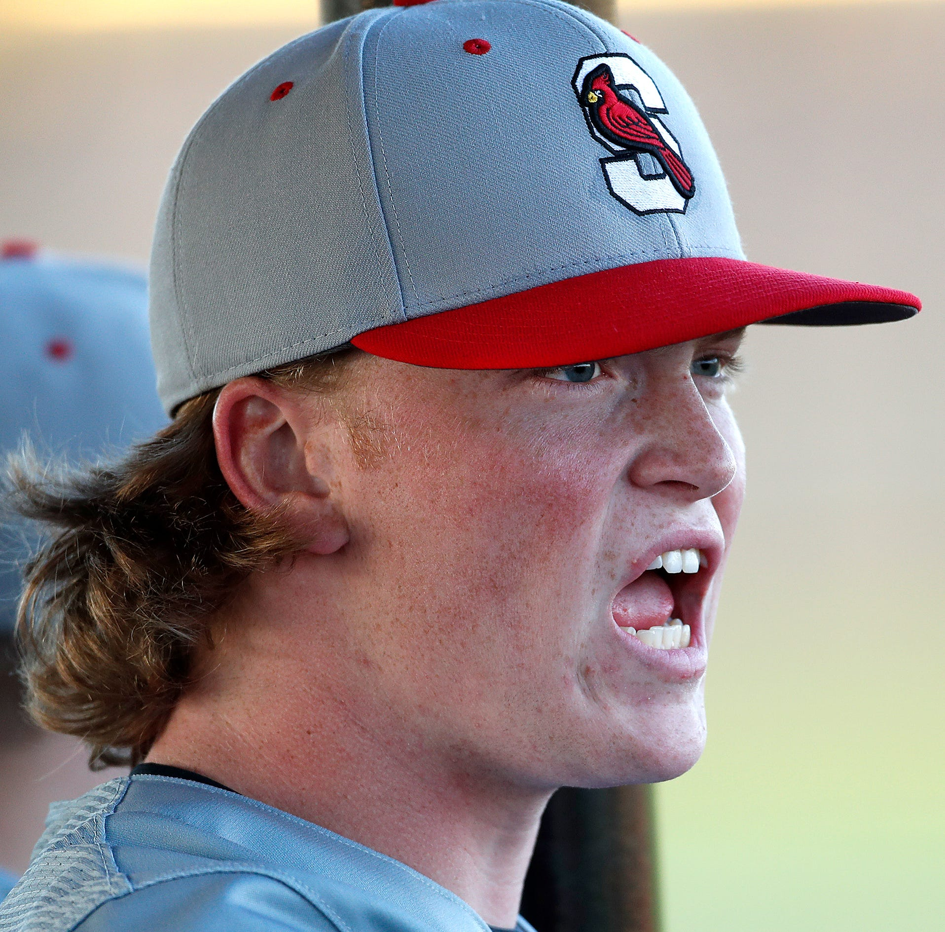Southport pitcher Avery Short catches MLB scouts' attention with his calm demeanor and five killer pitches
