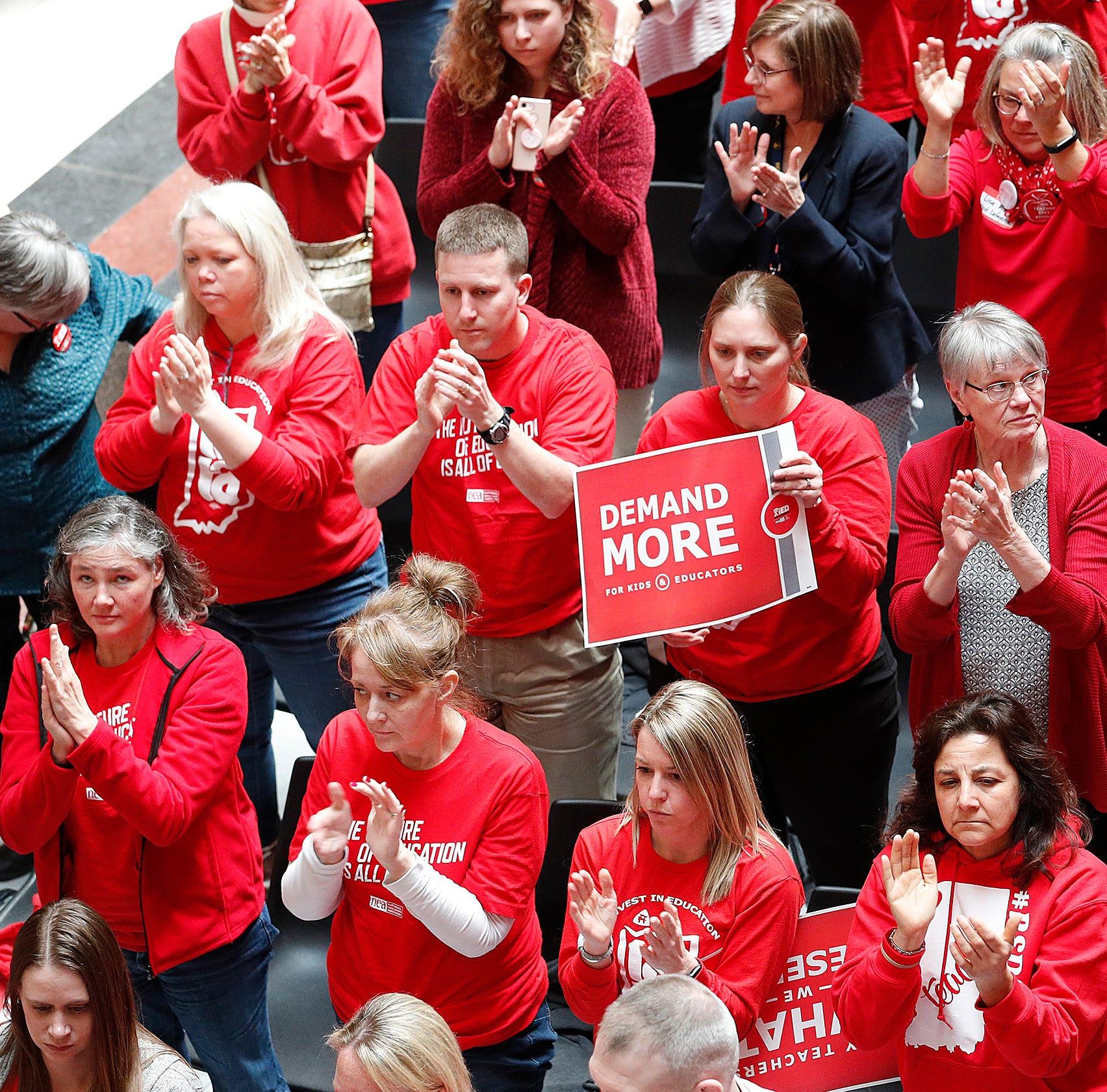 Letters: Indiana legislators dismantle public education