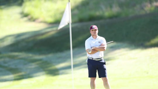 Mississippi State junior Garrett Johnson shot 69 in all three rounds to finish the 2019 Old Waverly Collegiate Championship at 9-under par, good enough for a tie for third place overall. Mississippi State finished in fifth place as a team at 13-under.