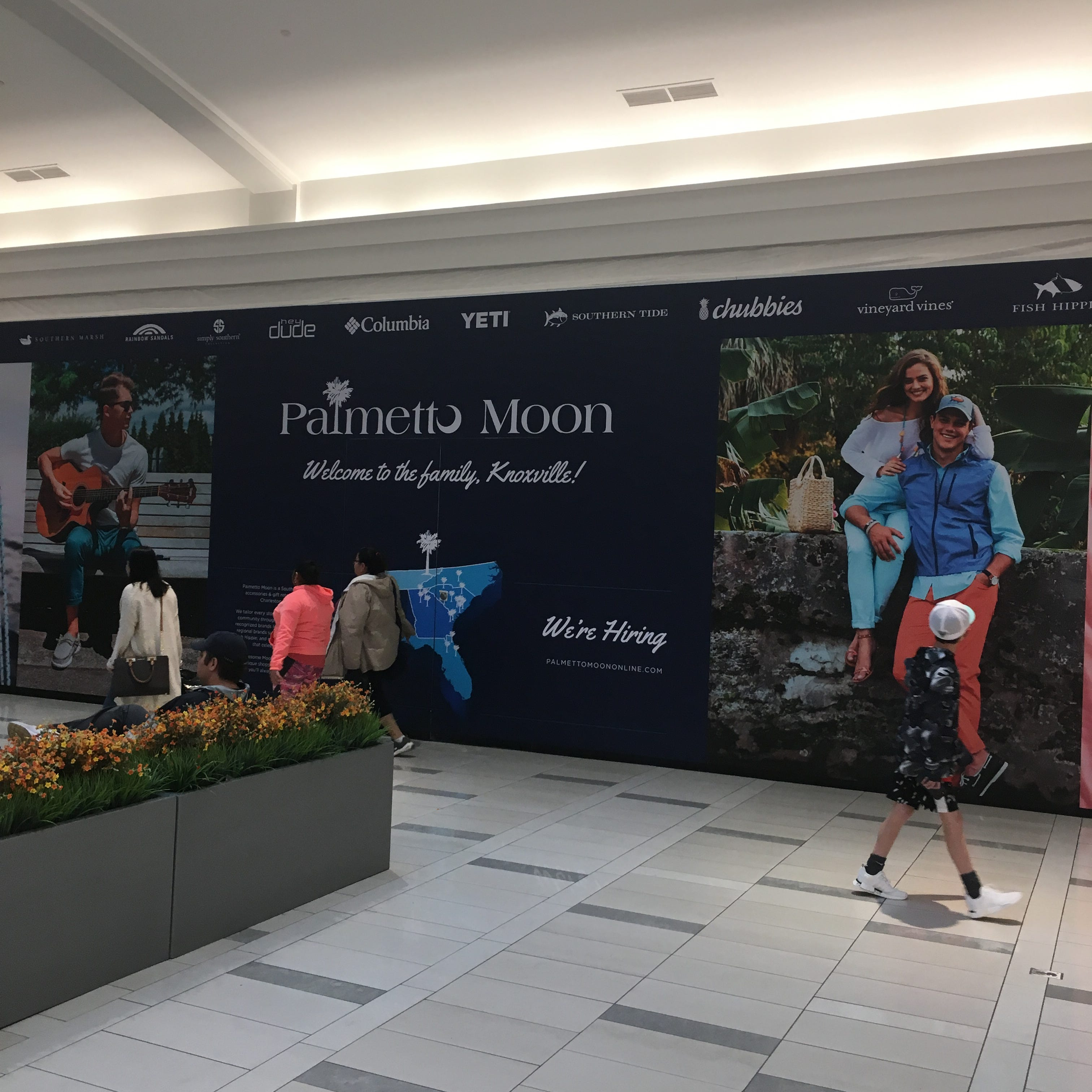 Palmetto Moon coming to West Town Mall