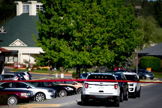 Police: Three shot, two dead in 'random' shooting at Tanger Outlets in Tennessee
