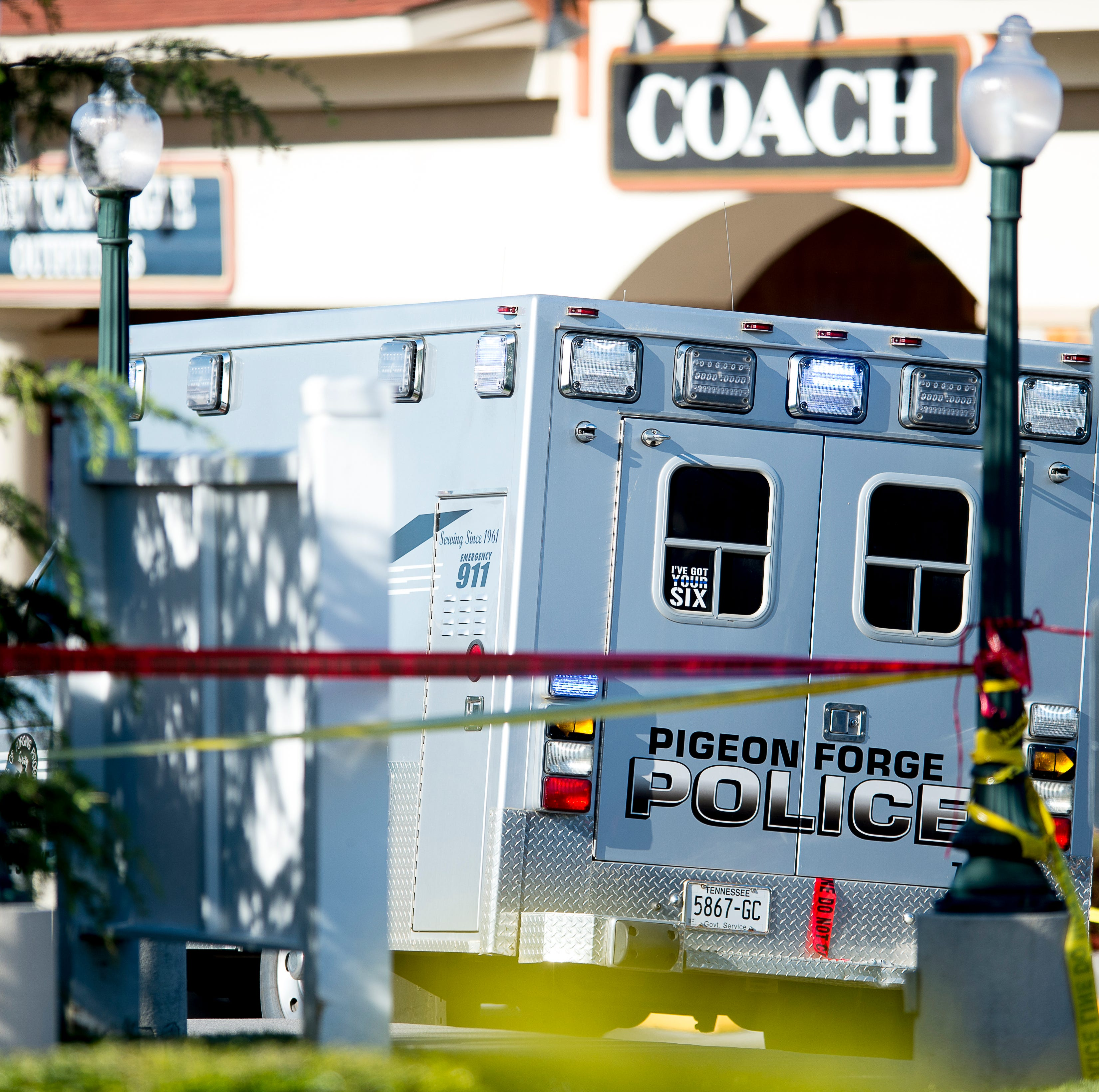Tanger Outlets shooting: Gunman's history offers few clues as investigation continues