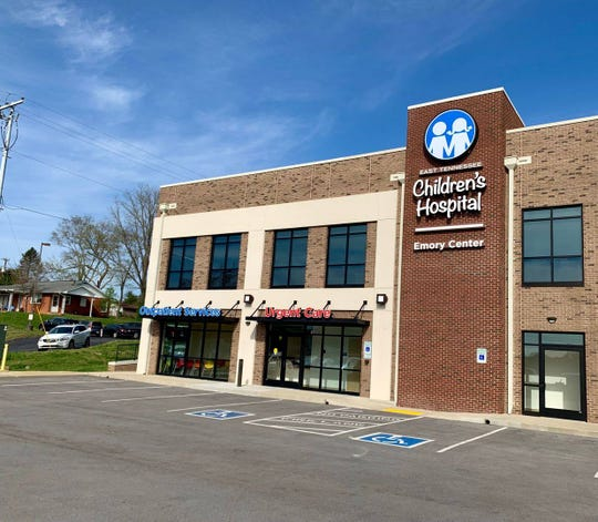 The urgent care clinic  at 207 East Emory Road in Powell specializes in children newborn to age 21. Hours of operation are 4-11 p.m. during the week and 1-11 p.m. Saturdays and Sundays – 365 days a year.