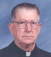 Father John deLeeuw, retired from St. Leo the Great Catholic Church, is among 33 priests included on a list of Lafayette clergy identified as having credible accusations of sexual abuse against them.