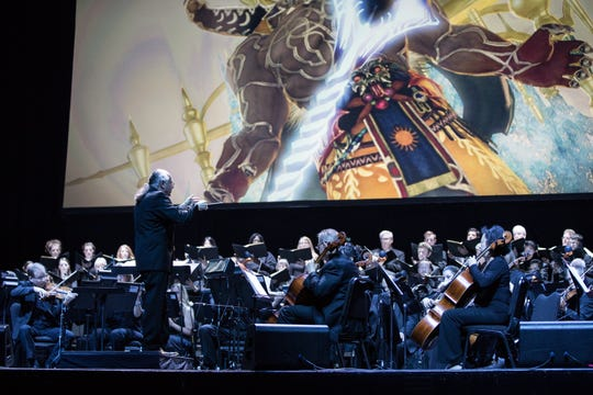 Distant Worlds: Music from Final Fantasy to be performed at Ohio Theatre on May 31.
