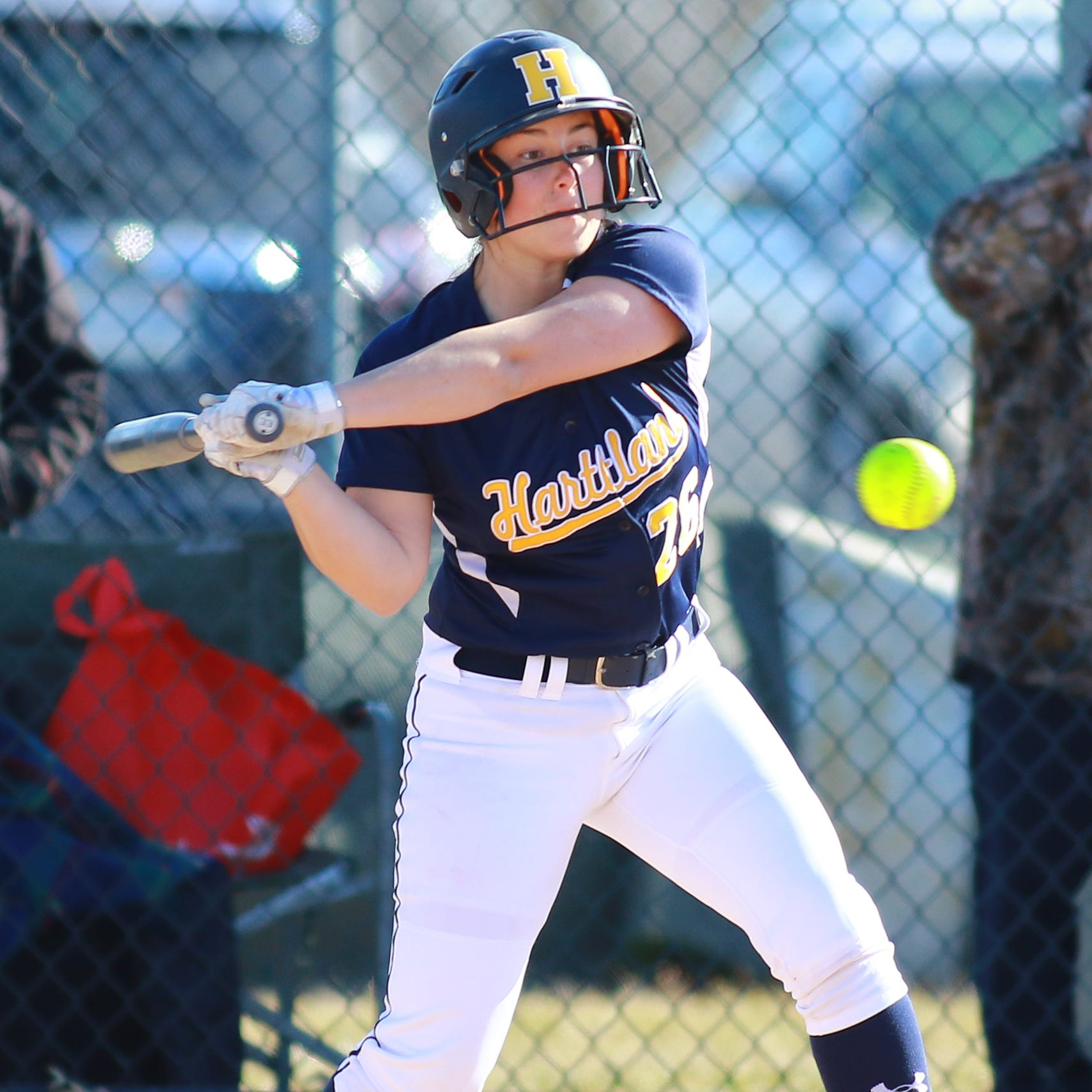 Prep roundup: Hartland, Howell, Pinckney win in softball