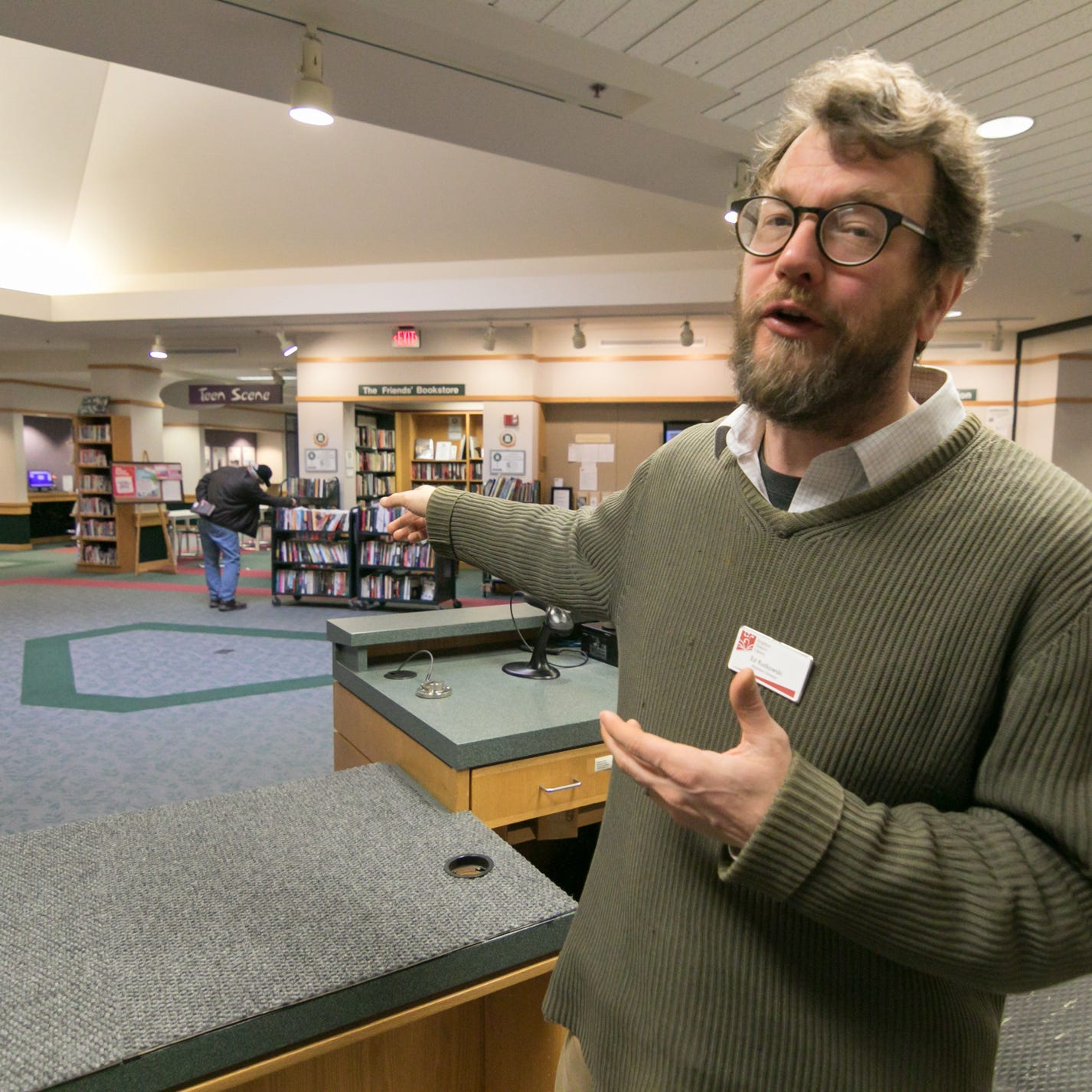 Brighton library to be transformed by $1.4M renovation