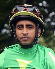 Jockey Julian Pimentel