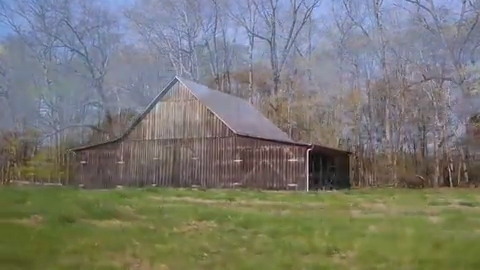 Old barns in Kentucky have been targeted by thieves for decor materials