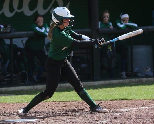 Madison's Mackenzie Nikolaus was hoping for one final softball season in 2020.