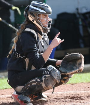 Madison's Leah Boggs is the 2019 Mansfield News Journal Softball Player of the Year.