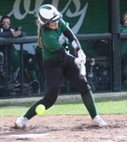 Madison's Bailey Lyons has two hits and three RBI in a win over Clear Fork on Monday.
