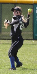 Clear Fork's Carson Crowner is one of two seniors on the Lady Colts softball team who are looking to put the finishing touches on a nice career.