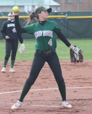 Madison's Sloan Kiser is hitting .510 with 25 hits this year, both Lady Ram bests.