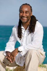 """Before We Were Wicked"" author Eric Jerome Dickey."