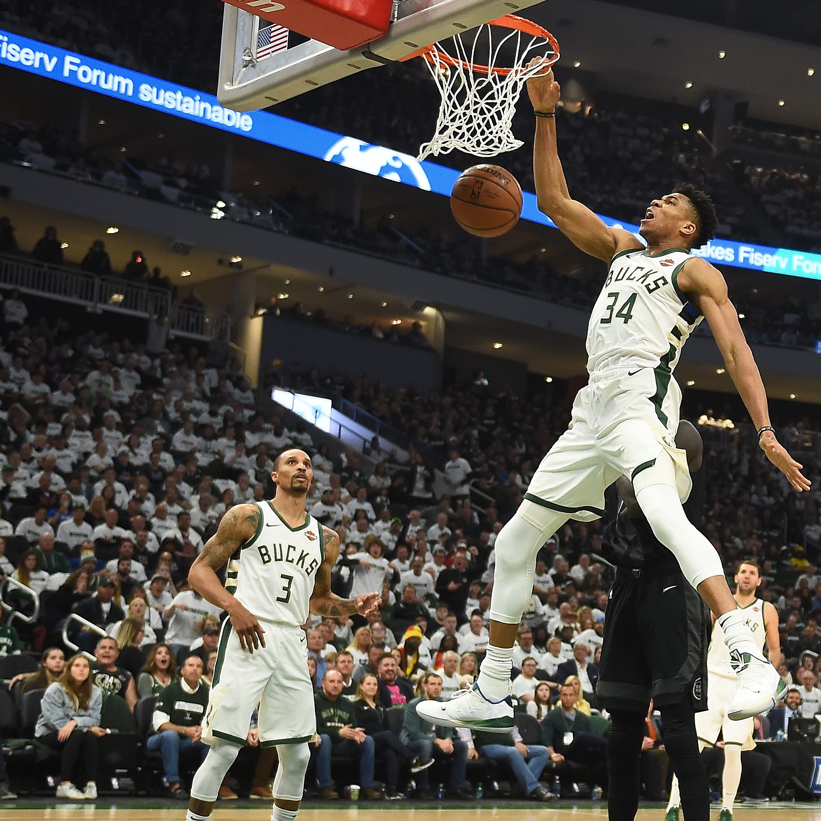 Bucks have seen other teams' playoff letdowns and don't want to be next