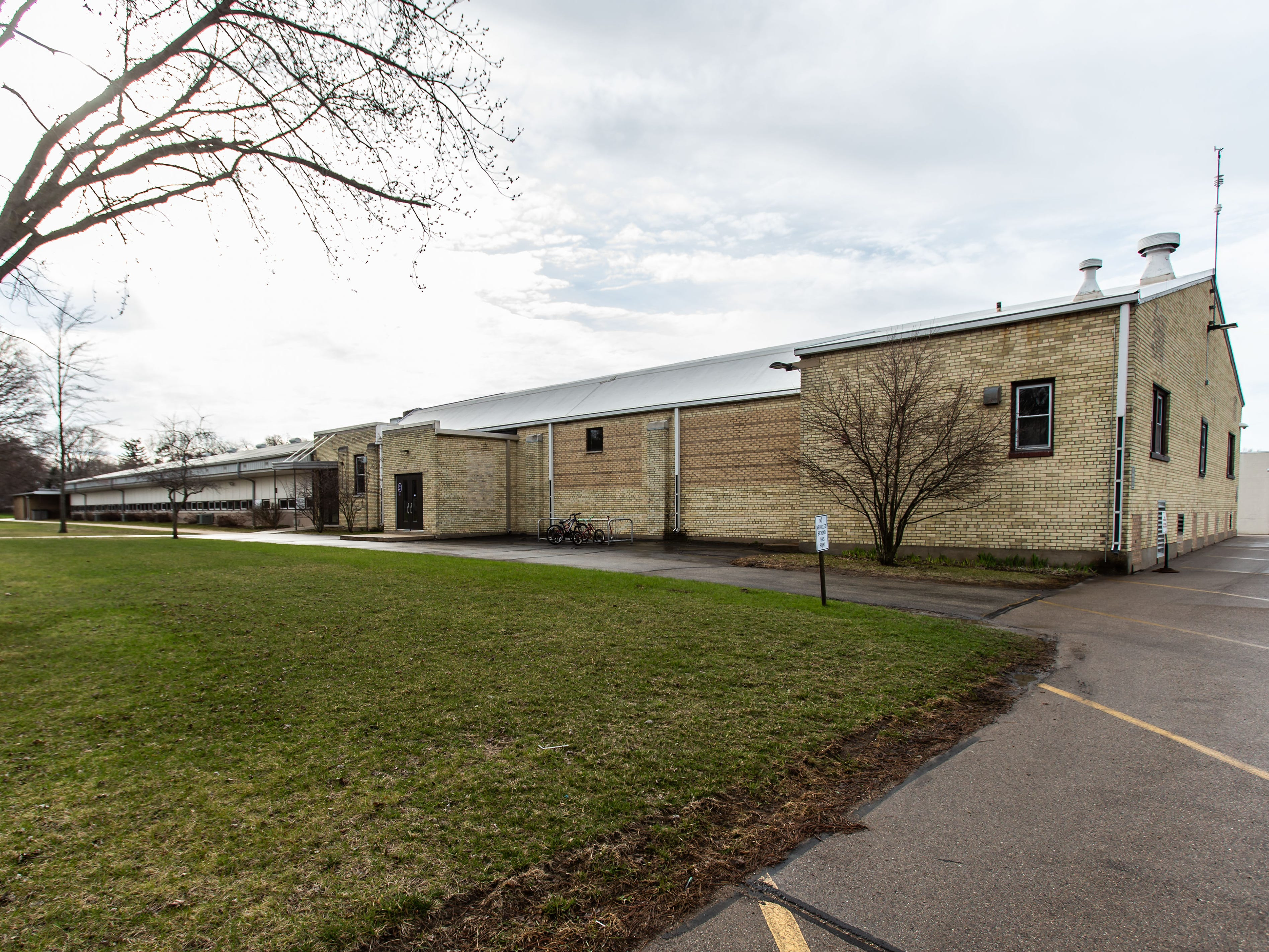 Palmyra Elementary School as seen on Tuesday, April 16, 2019.