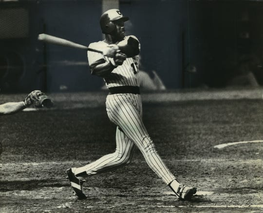 Cecil Cooper is the only Brewer to hit three homers in a game with the third representing a walk-off winner.