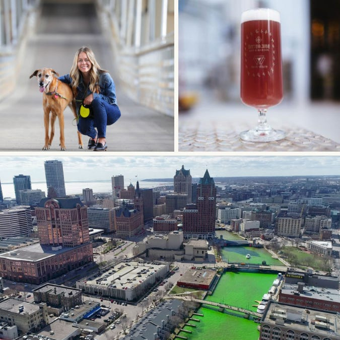 The Bronzeville Collective MKE, a new Bay View bar and the Bucks in the playoffs