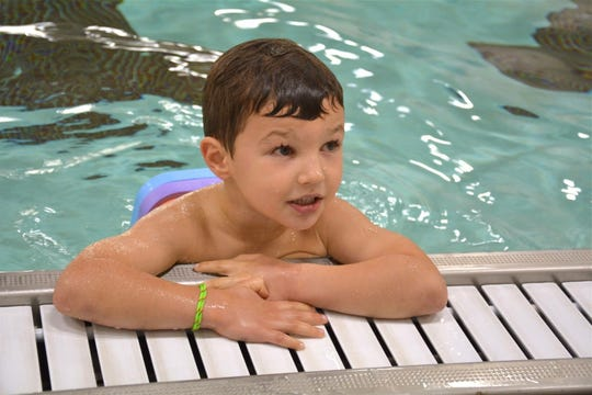 The pool at the Henry County YMCA will be open to all during Healthy Kids Day on April 27, with a water safety course 1:30-2:30 p.m.