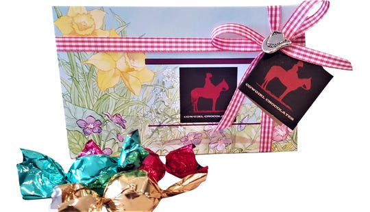 Although Cowgirl Chocolates will be in transition as it closes doors in Texas and opens in the summertime in Murfreesboro, the online business will continue to operate.