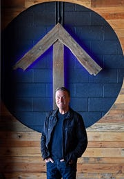 """Singer Michael W. Smith is one of the creators of Rocketown, a Christian-based skate park/concert venue/coffee shop. """"What I love about Rocketown,"""" he said, """"it's a safe place for kids."""""""