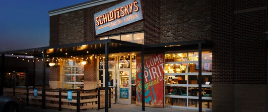Plans have been submitted in Mt. Juliet for a new Schlotzsky's Austin Eatery