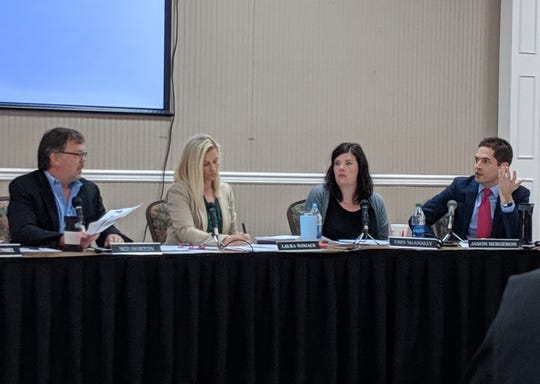 The Metro Board of Fair Commissioners expresses frustrations on lack of communication from Speedway Motorsports and their push to bring NASCAR to the fairgrounds.
