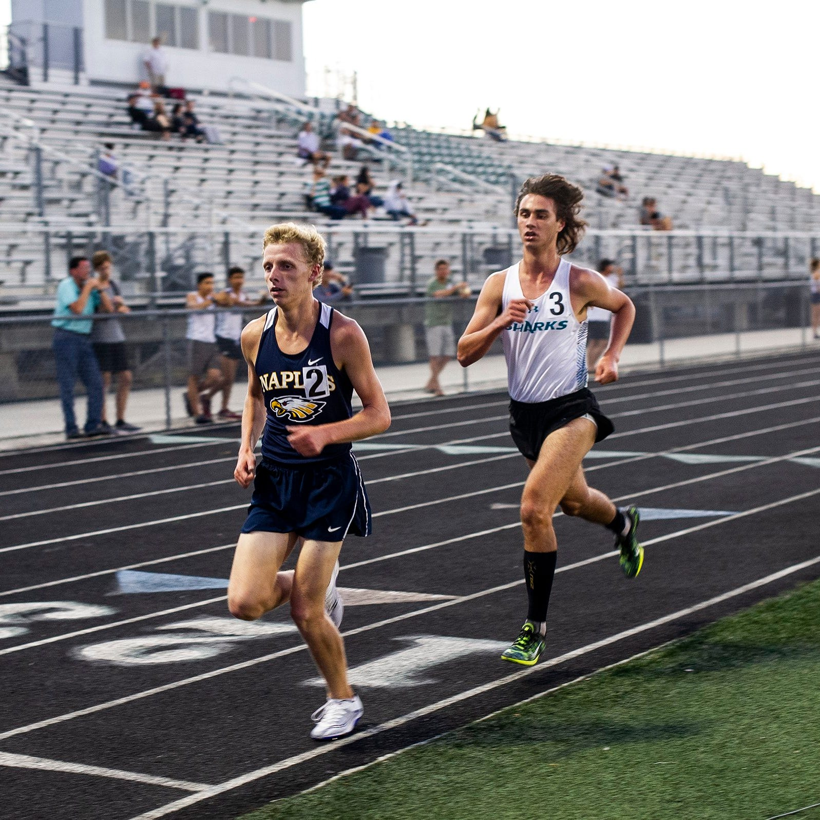 High school track: Gulf Coast boys win first district title; Naples girls win 3A-12