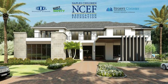 A rendering of the Naples Children & Education Foundation headquarters located on Goodlette Frank Road just north of Golden Gate Parkway. There was a groundbreaking ceremony on April 16, 2019.
