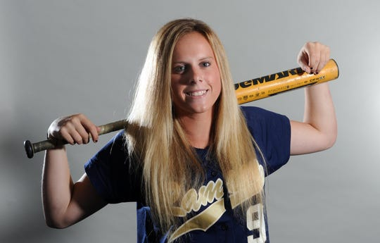 Lexi Knief was The Record's softball hitter of the year in 2012.