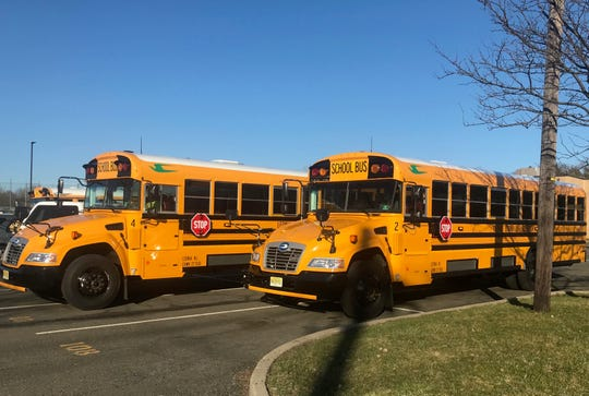 Leonia School District has rolled out Propane fueled buses