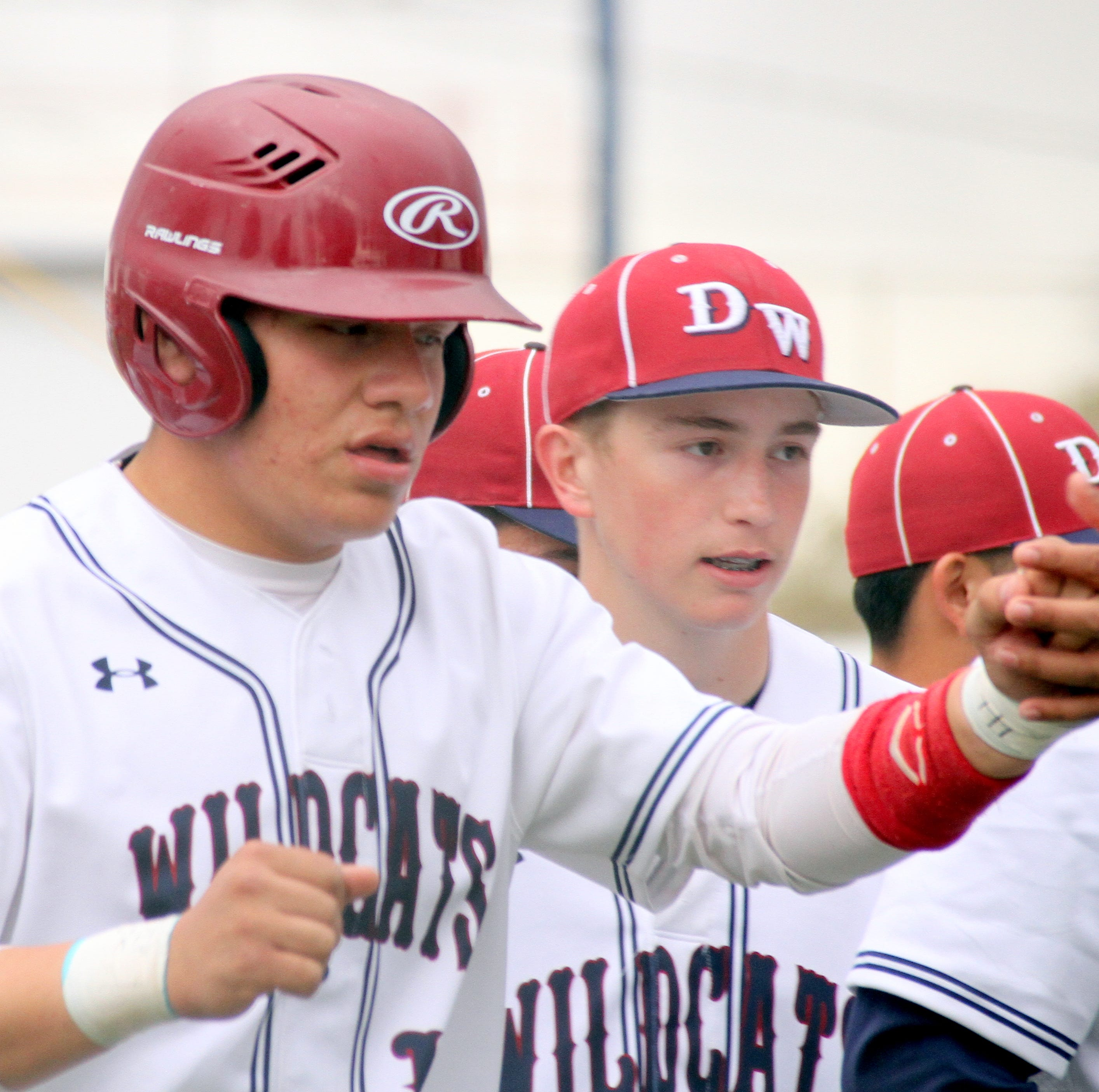 Deming Wildcats blanked 8-0 by Centennial Hawks in District 3-5A baseball