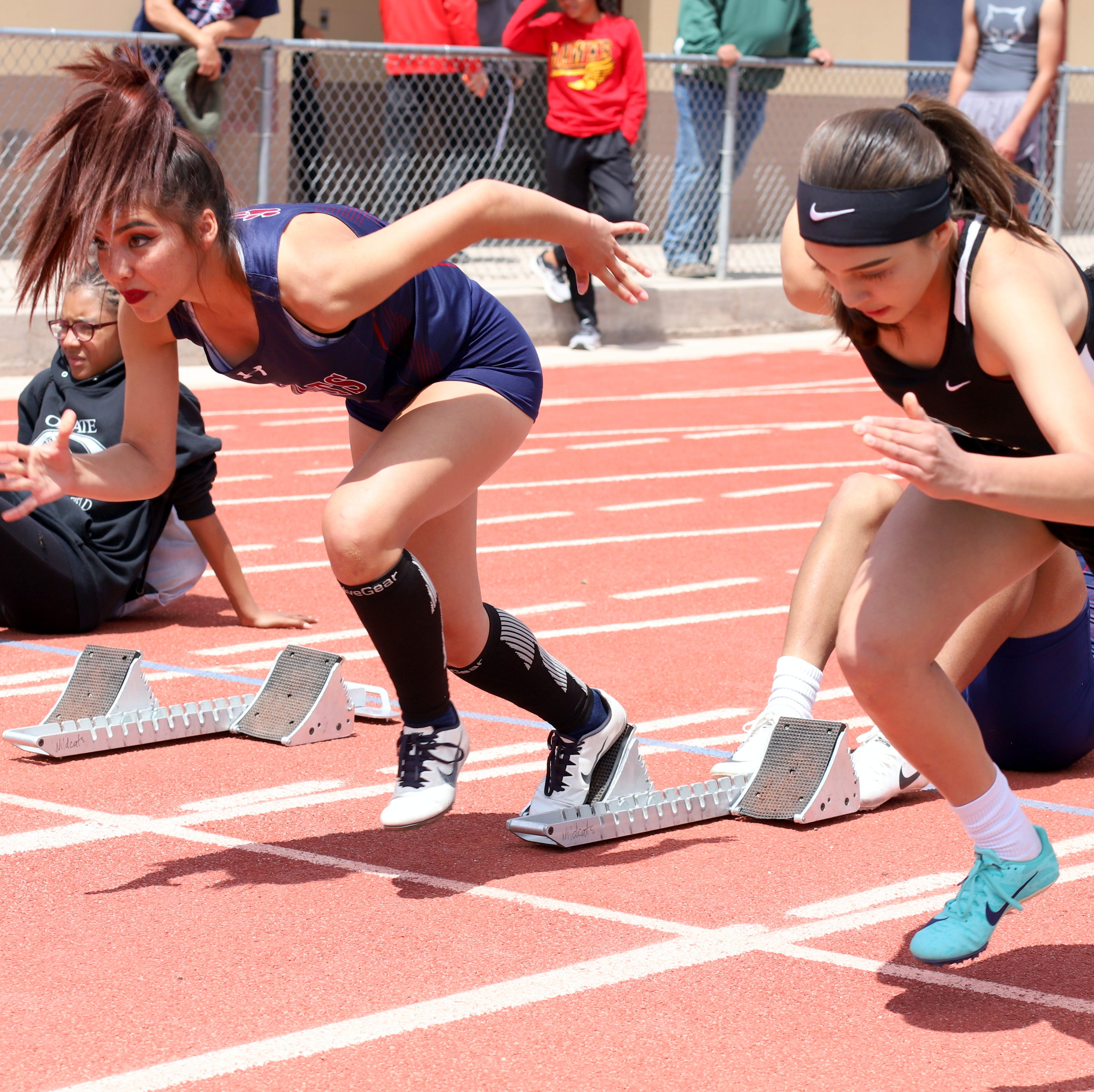 Deming High hosted annual Thurman Jordan Relays track and field meet
