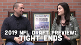 Jim Owczarski and Olivia Reiner discuss the Packers' needs at tight end and the options available to them in the early rounds of the draft.