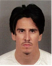Ruben Jesse Flores is a former music teacher at Desert Ridge Academy in Indio. He was arrested last year on suspicion of sexual assault involving a middle school student.