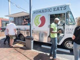 You may have noticed that the Nomadic Eats food truck has moved north of Palafox onto East Gregory. Owner and chef Randy Russell explains why here.