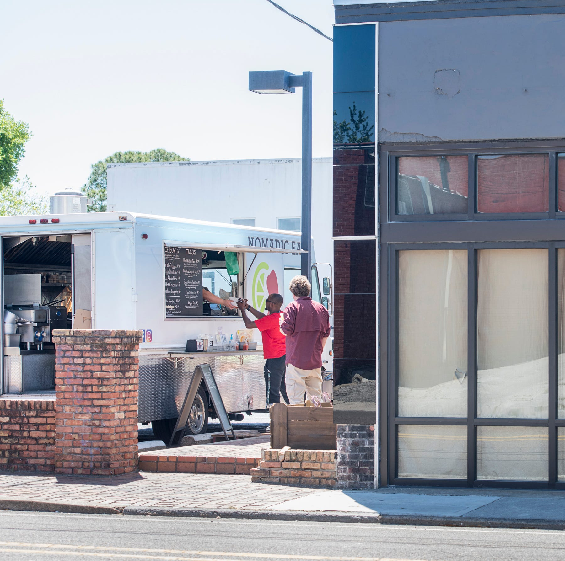 Nomadic Eats food truck expanding to include downtown Pensacola dining room, event hall