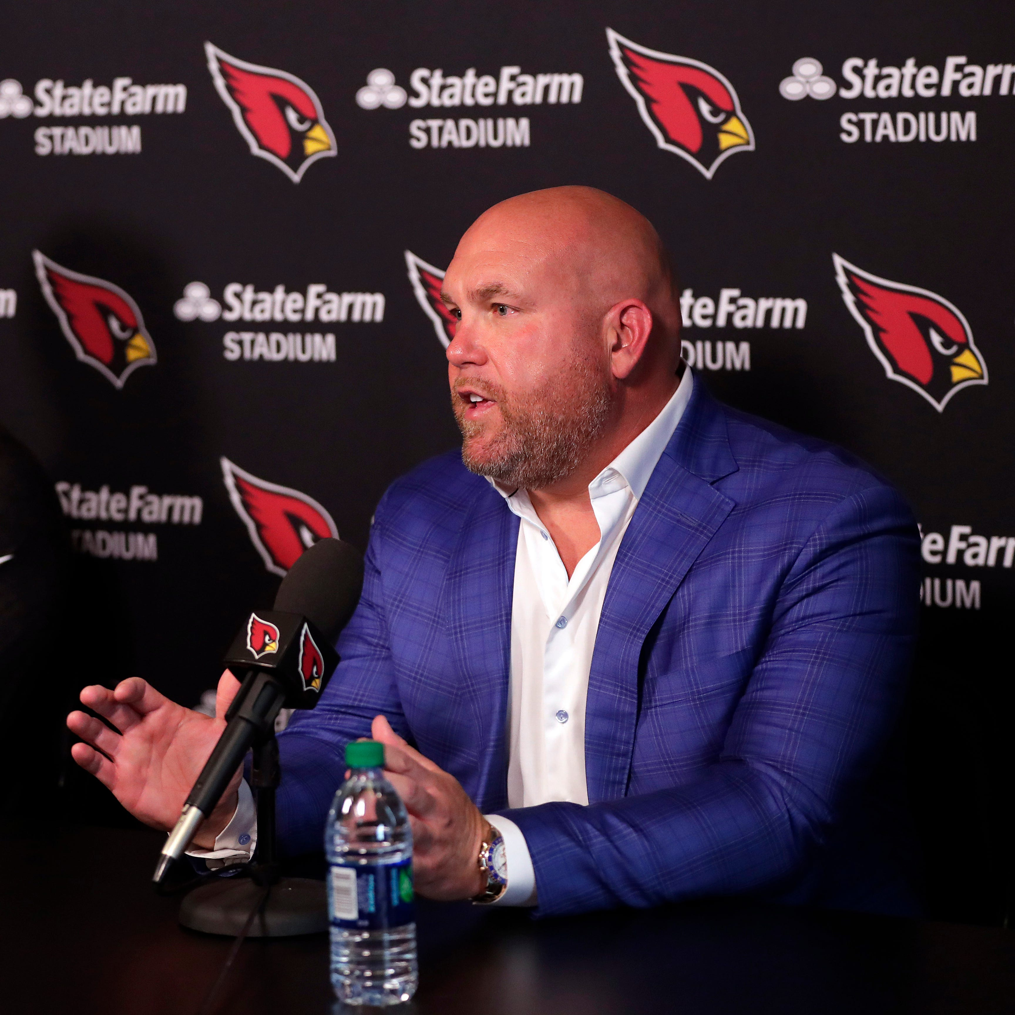 'Anything can happen': GM Steve Keim, Cardinals keeping all draft options on the table