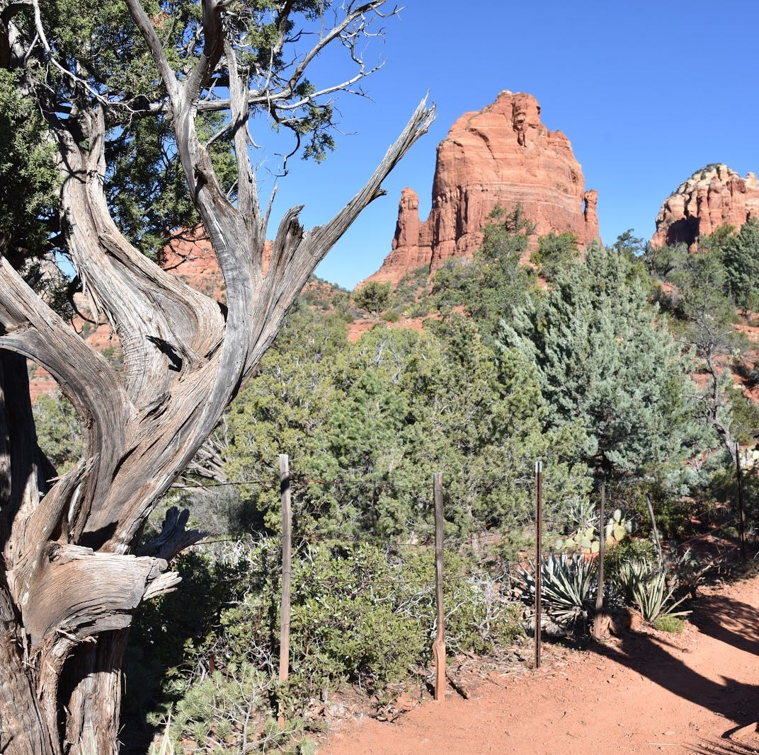 Need a quick Sedona hike? This one shows you a lot in just 2 miles