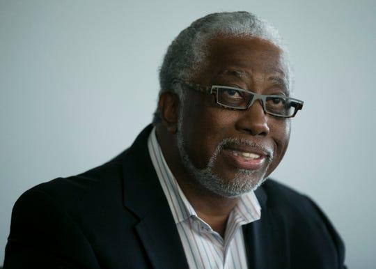 Michael Johnson, candidato a concejal de Phoenix por el Distrito 8.