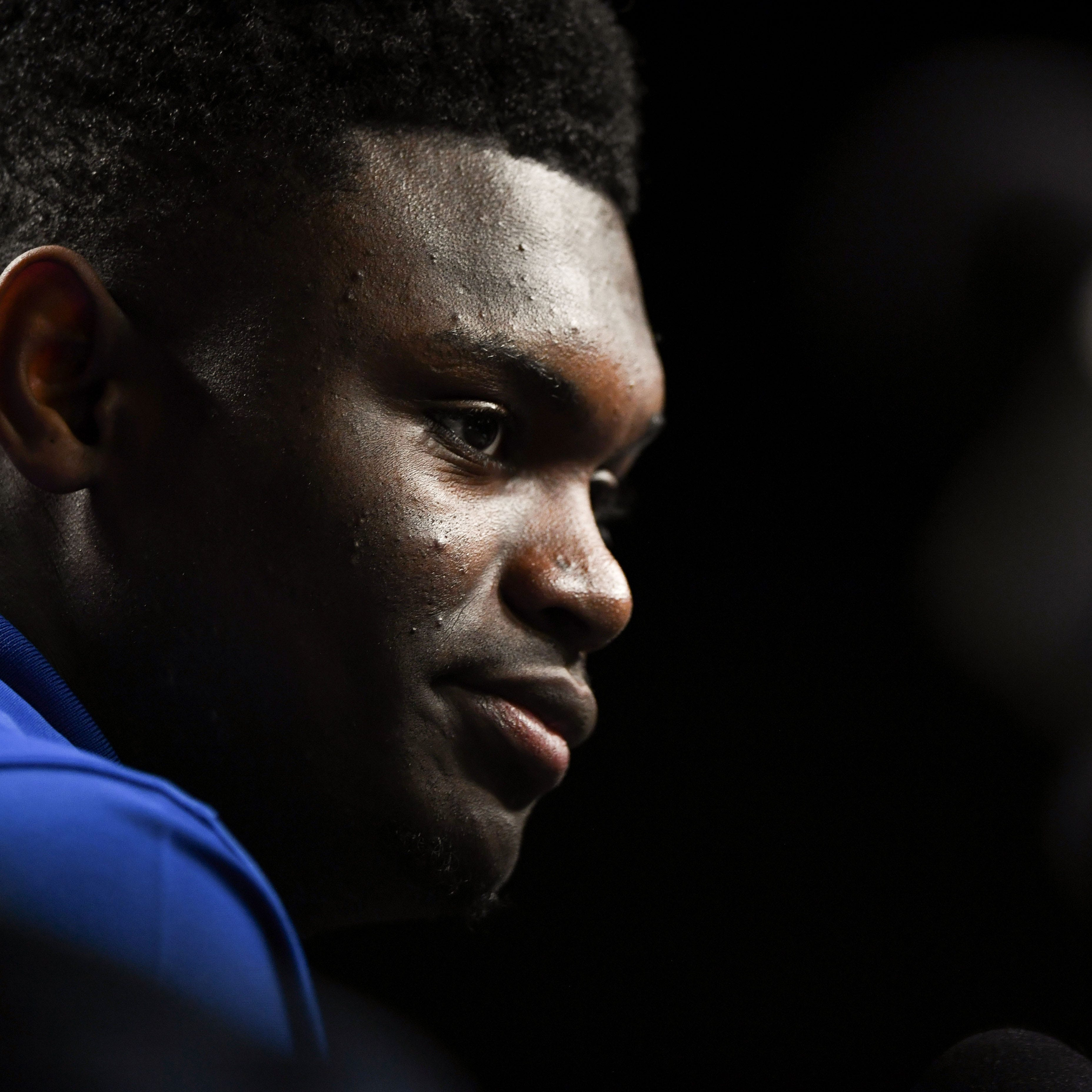 Zion Williamson declares for NBA draft, but he's not a fit with Suns