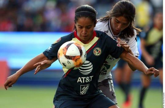Comienzan a definirse los puestos de liguilla en el futbol femenil en México.