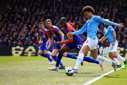El Manchester City lleva desventaja en la Champions.