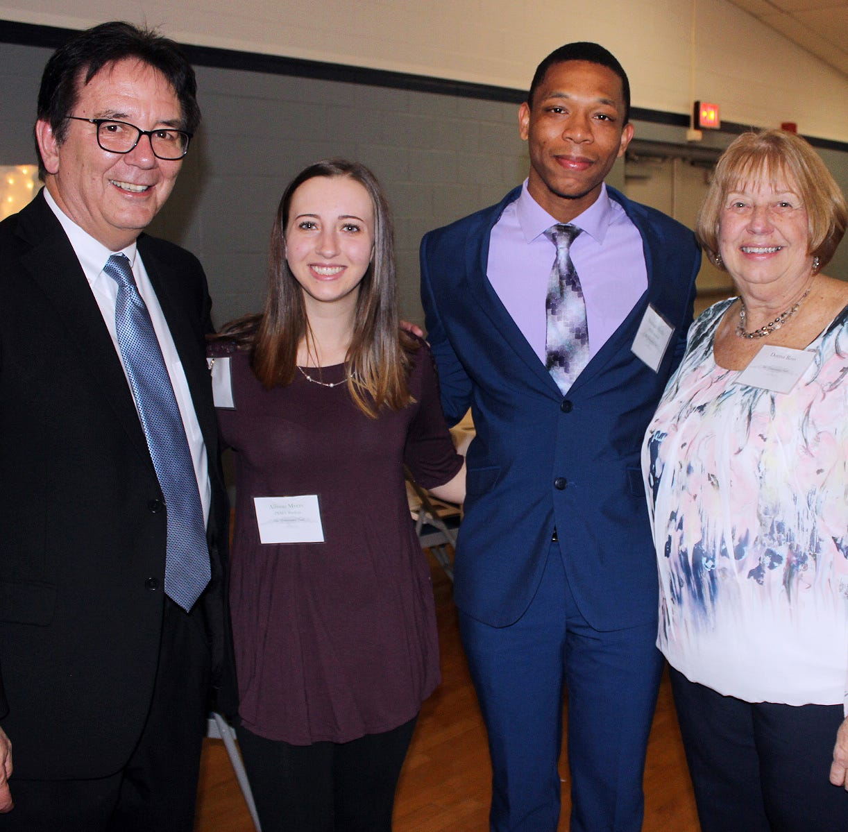 Franklin County couple's community service leads to $60K in college scholarships