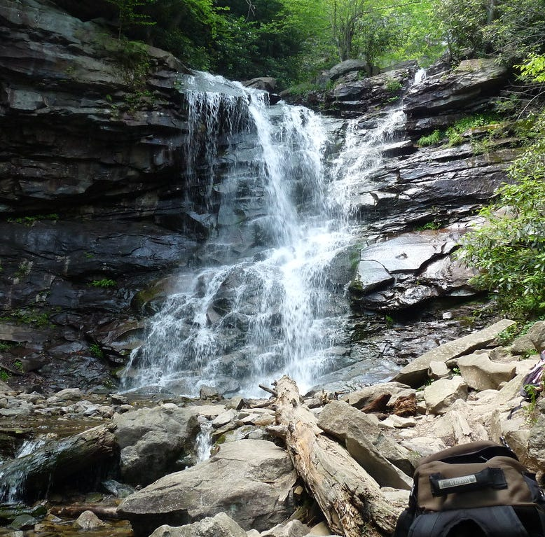 Popular Pa. waterfall hiking trail Glen Onoko to be closed by Game Commission