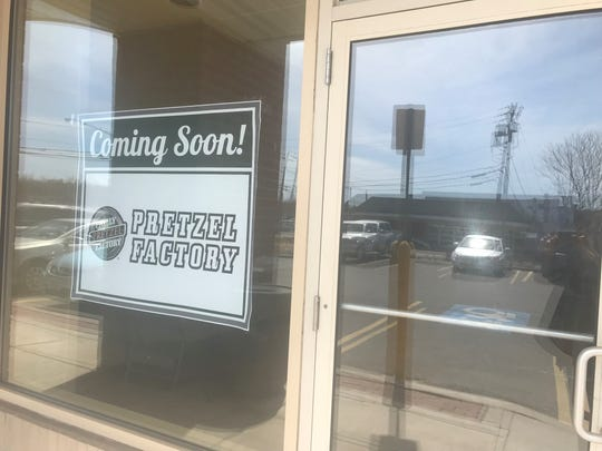 Philly Pretzel Factory to open in Pittsford