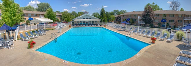 Your dream apartment awaits. Check out the many Tri City Rentals communities that feature a central clubhouse or a pool.