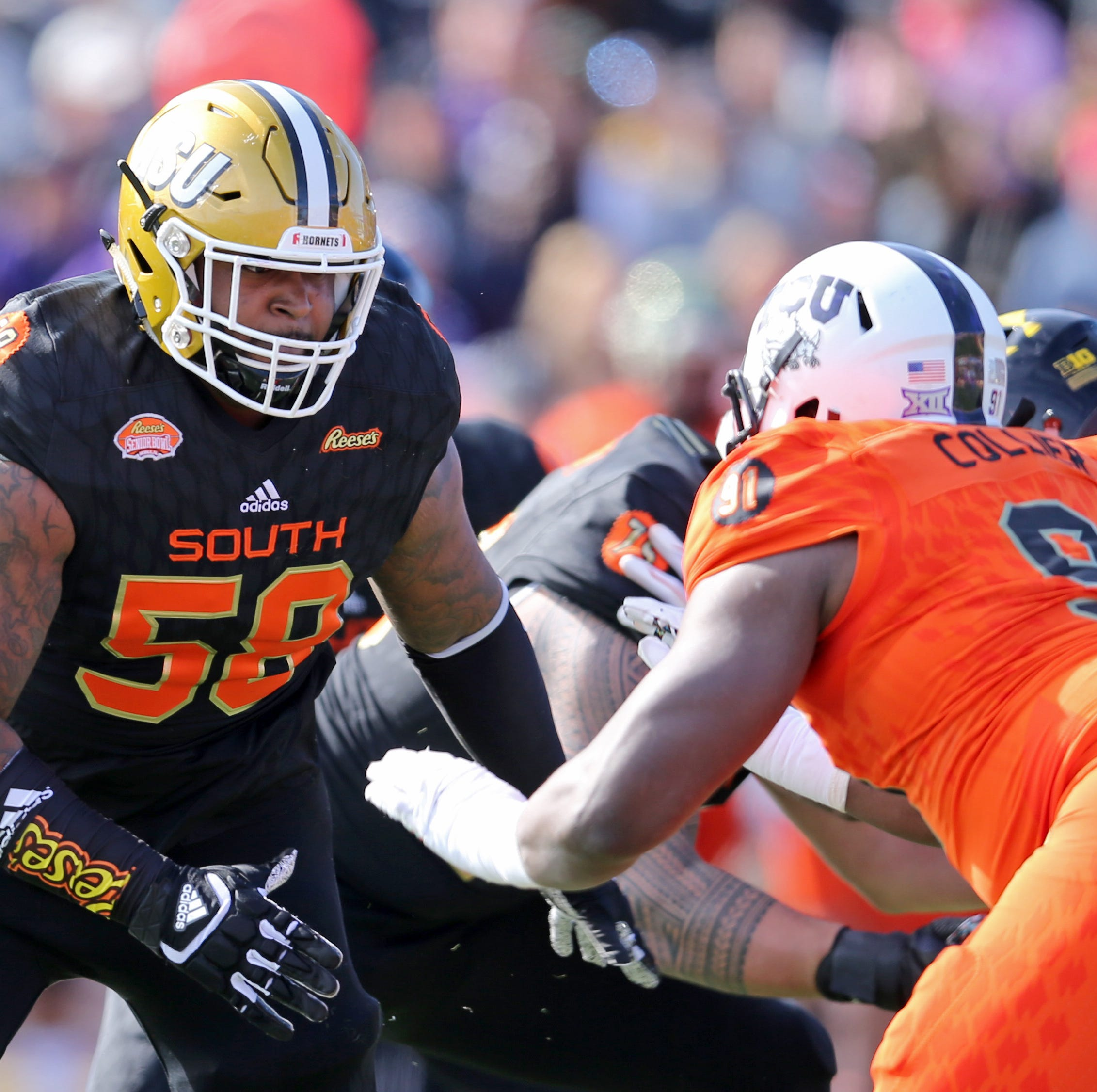 Buffalo Bills draft: 5 offensive lineman who should be available after the first round