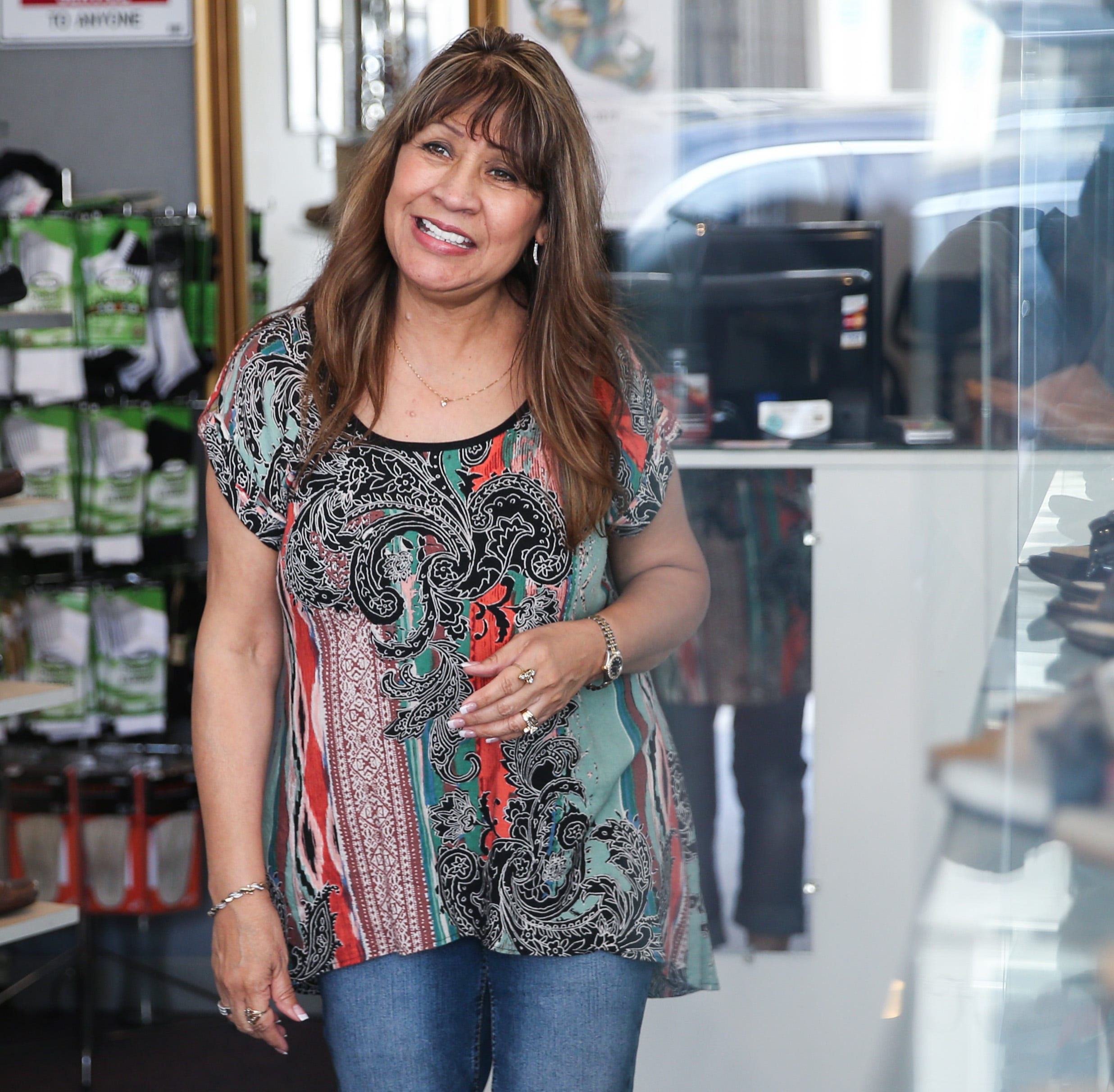 San Angelo shop owner's shoe selection balances cute with comfortable